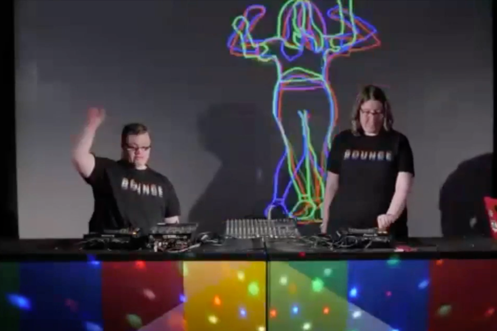 Bounce DJs at Bounce Live Stream