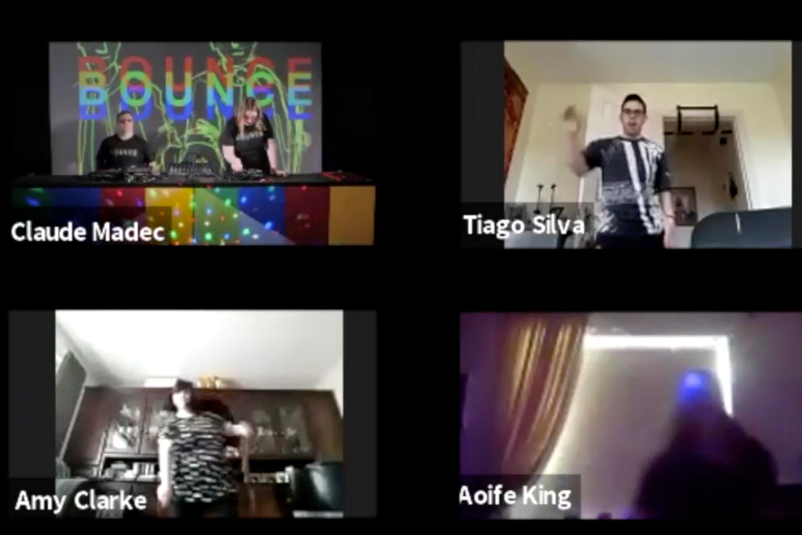 Bounce Live Stream