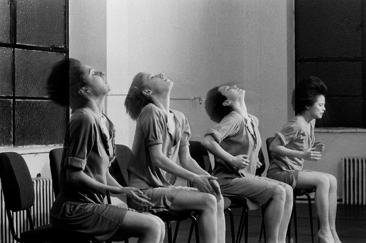 1983 Performance, Photo © Jean-Luc Tanghe