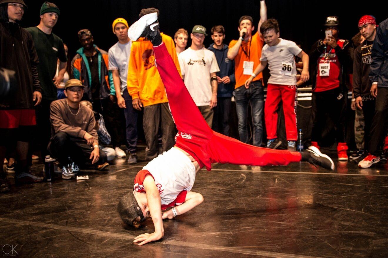 Street Dance Workshops