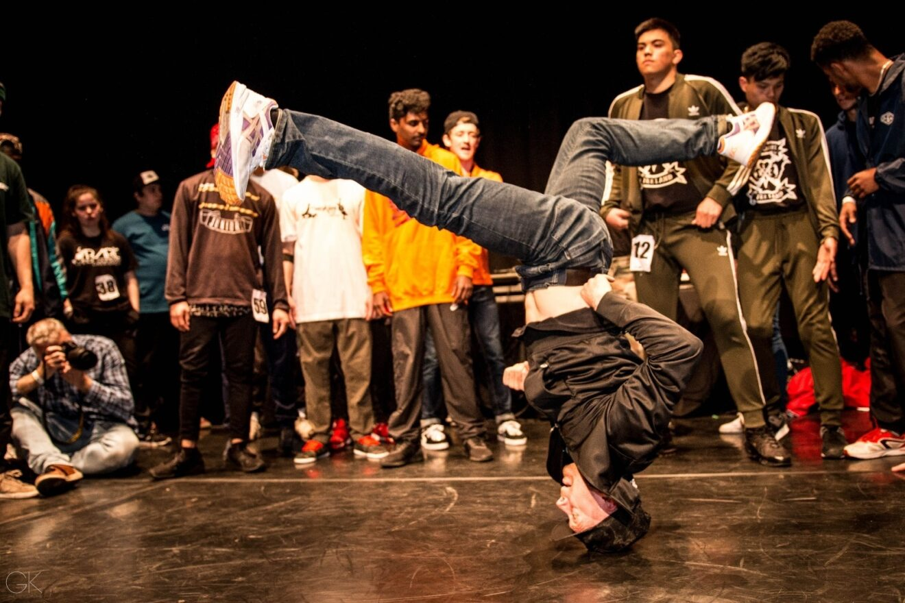 Red Bull Street Dance Workshop