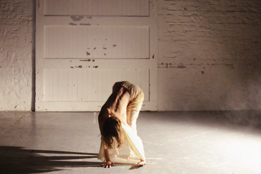 Studio Session 1: Flora Fauna Project | Praying Positions/Metamorphosis (Photo: Stace Gill)