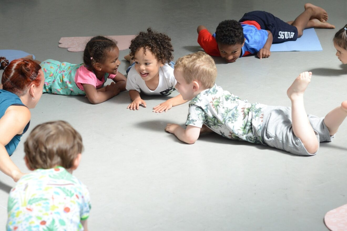 Workshop for Artists: An introduction to early years dance practice