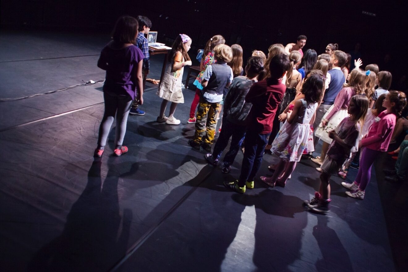 Think Tank for Artists/Programmers: Creating work for young audiences