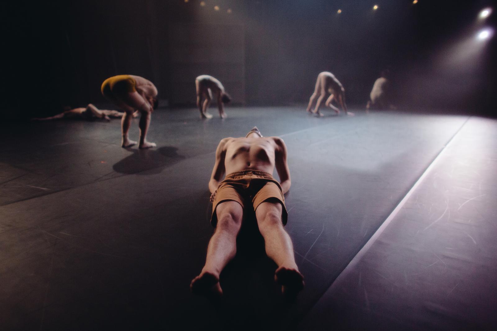 Dēmos by Liz Roche Company & Crash Ensemble © Steve O'Connor