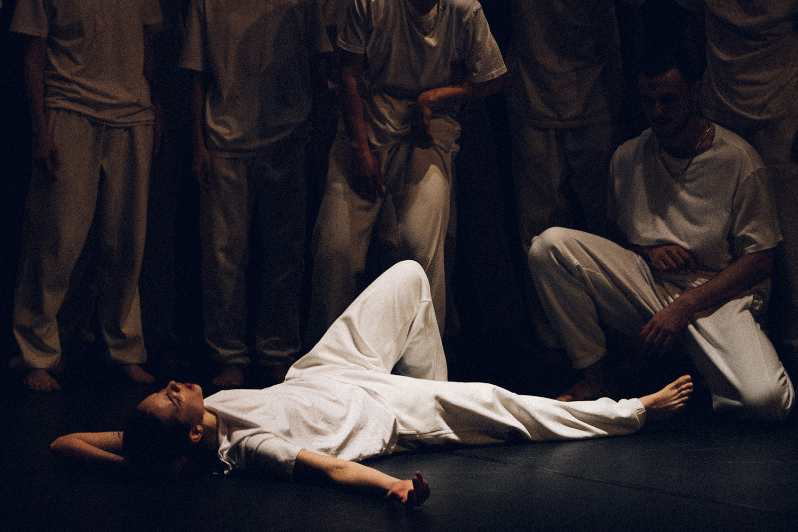 Lazarus by Oona Doherty / Ballet national de Marseille © Théo Giacometti