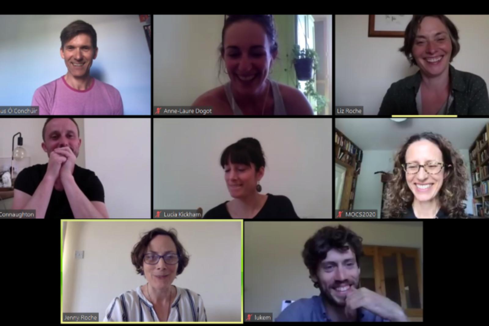 Panel Discussion - Modes of Capture Symposium 2020