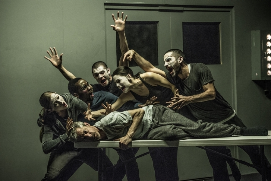 Betroffenheit by Crystal Pite and Jonathon Young / Kidd Pivot © Wendy D Photography