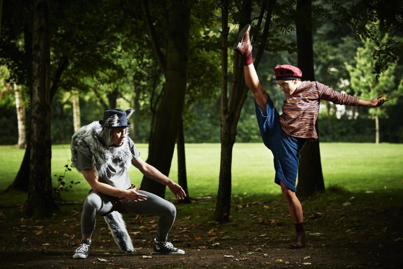 Free Streaming: CoisCéim Dance Theatre's The Wolf and Peter