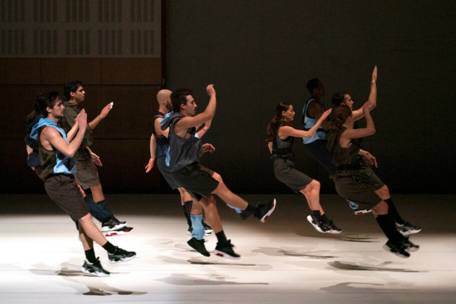 The Collection by Alessandro Sciarroni / Lyon Opera Ballet © Marc Domage