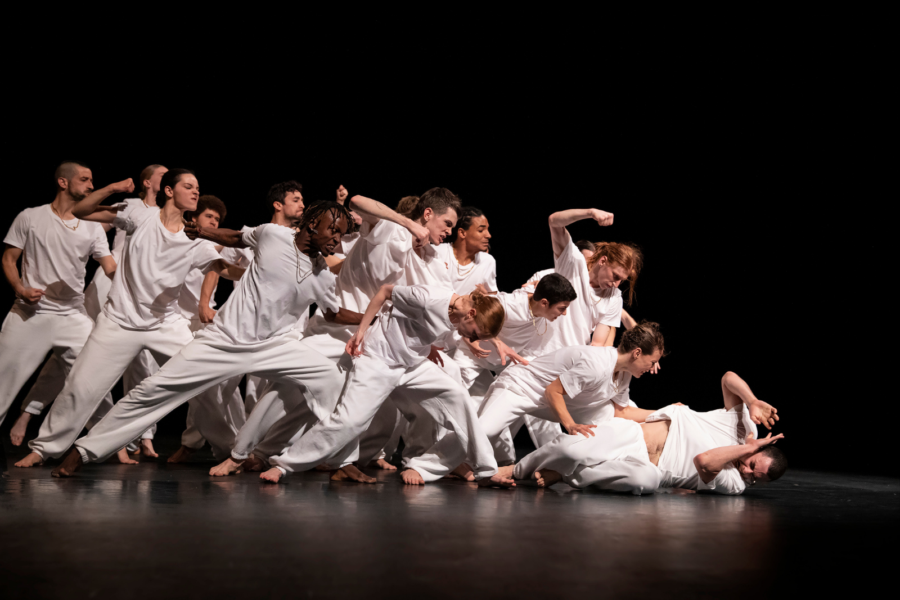 Lazarus by Oona Doherty / Ballet national de Marseille © Didier Philispart