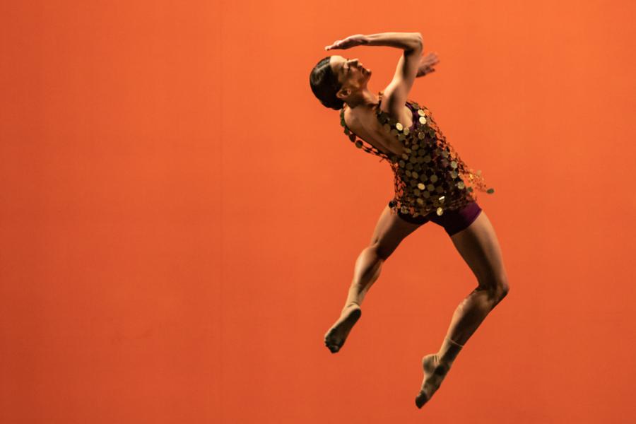 Period Piece by Jan Martens / Lyon Opera Ballet © Charlène Bergeat