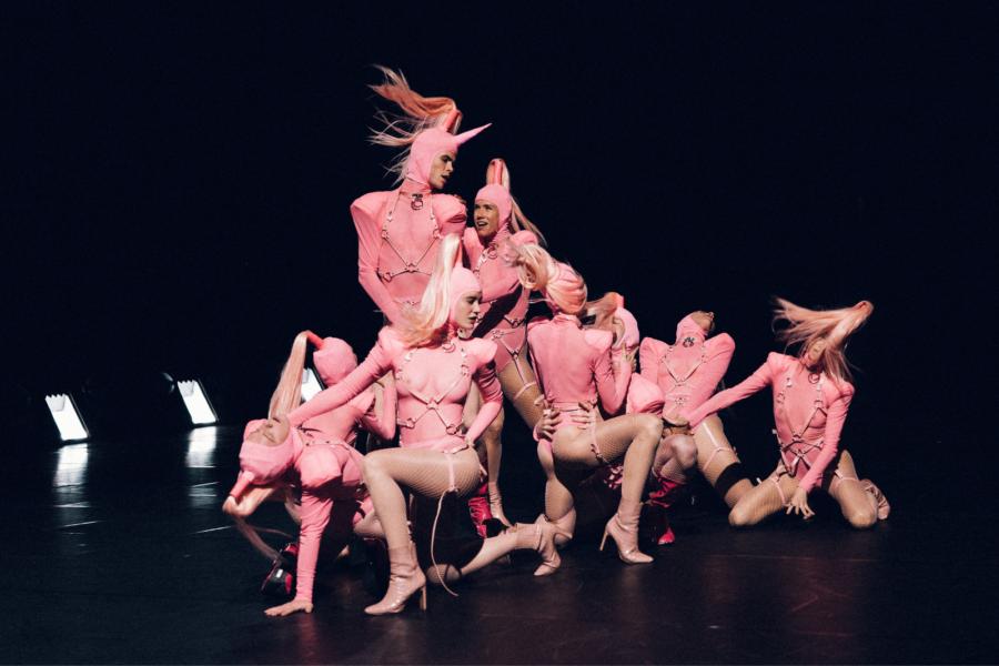 Mood by Lasseindra Ninja / Ballet national de Marseille © Théo Giacometti