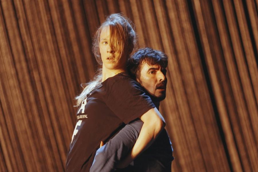 Working On by Jiří Kylián / Lyon Opera Ballet © Tommy Pascal