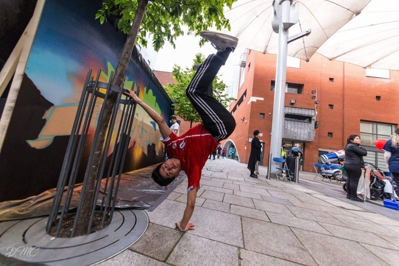 2021 Top 8 Street Dance Battle is coming to Dublin, Sun 17 Oct