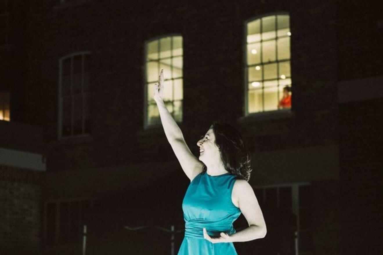 A tribute to Emma O'Kane - dancer, choreographer, friend and colleague