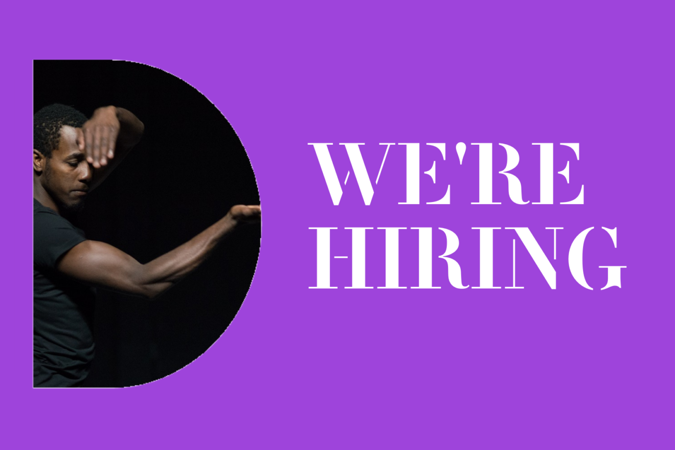 We are looking for our next Artistic Director